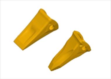 Diamond bucket tooth E30